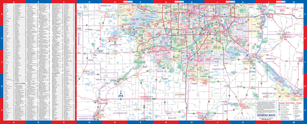 Twin Cities 20-County Area
