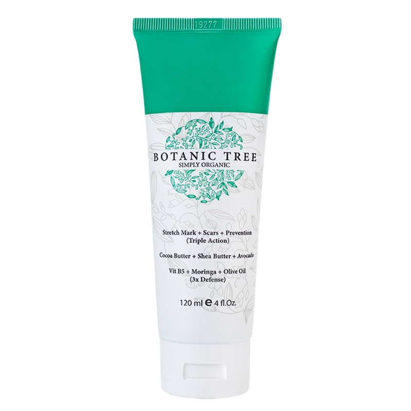 Anti Stretch Mark, Scars and Prevention Cream