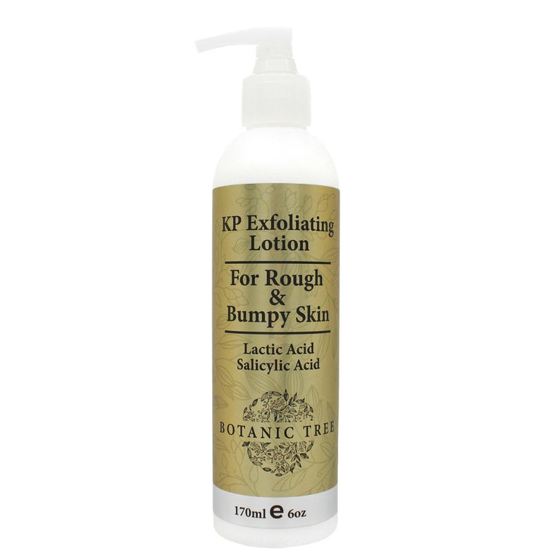 Botanic Tree KP Glycolic Acid Body Lotion - Keratosis Pilaris Treatment - 100% Cruelty Free