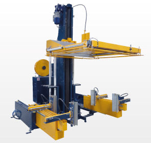 Reisopack Automatic Pallet Strapping Machine with Corner Applicator 9204