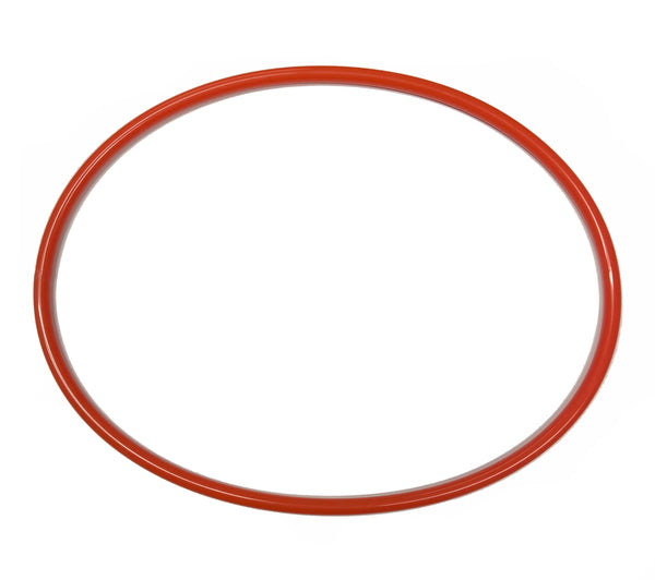 "Hytrol O-Ring - Orange - 3/8"" Diameter"