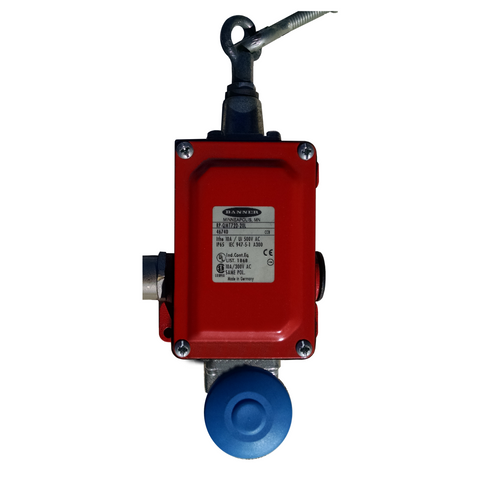 Banner E-Stop Switch