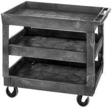 Large Utility Cart - 3 Shelf