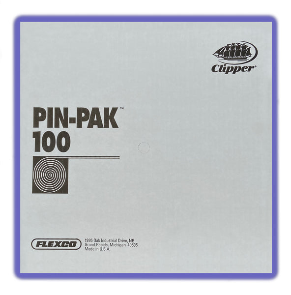 PinPak 100 NY093-C - Clipper Lacing