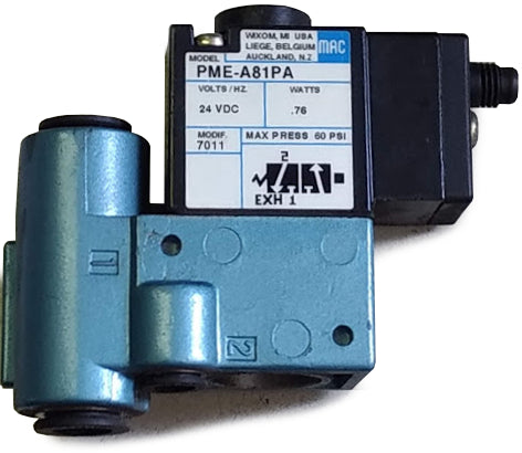 Used Hytrol 3-Way Solenoid Valve
