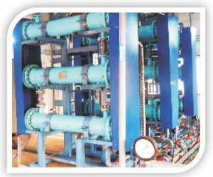 HyperChlor High Capacity Electro-Chlorinator, Brine Solution Feed - Liquid Hammer