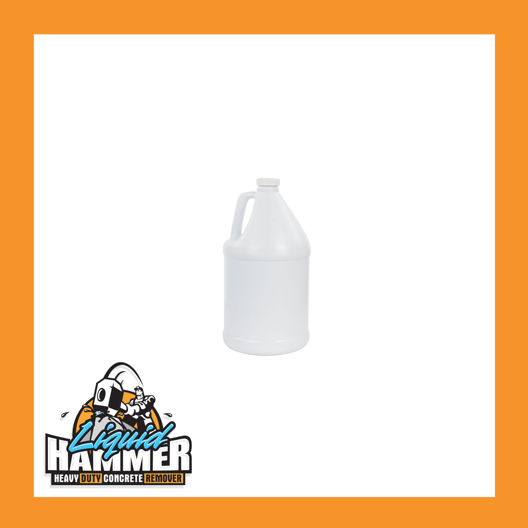 Liquid Hammer Bottle, 1 Gallon
