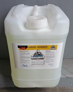 Liquid Hammer Carboy, 5 Gallon - Liquid Hammer