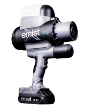 Load image into Gallery viewer, eMist Epix360 Disinfectant Hand-Held Electrostatic Sprayer - Liquid Hammer