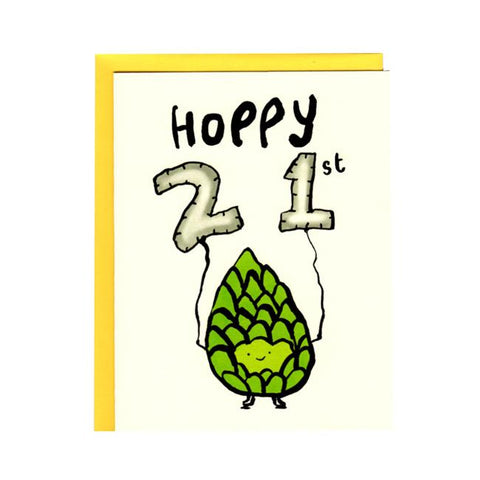 Hoppy 21st Birthday