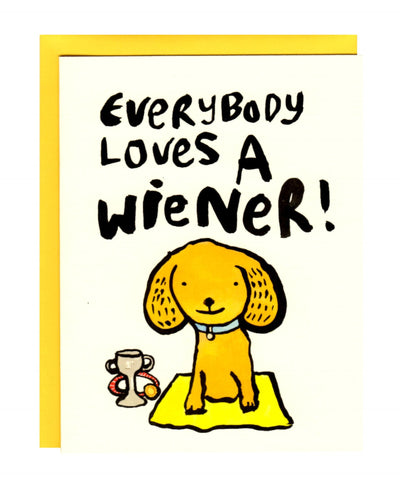 Everybody loves a Wiener