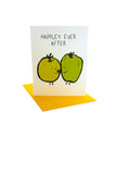 Happley Ever After Greeting Card