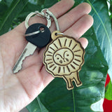 NEW Cute Standing Lion Keychain Gift