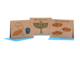Happy Challah days Hanukkah Card