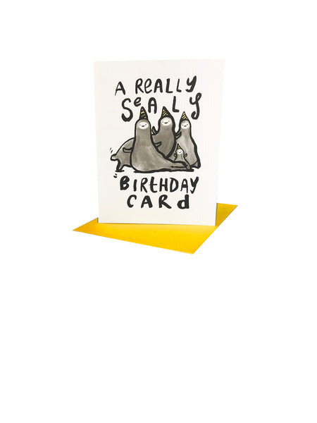 A Sealy Birthday Card