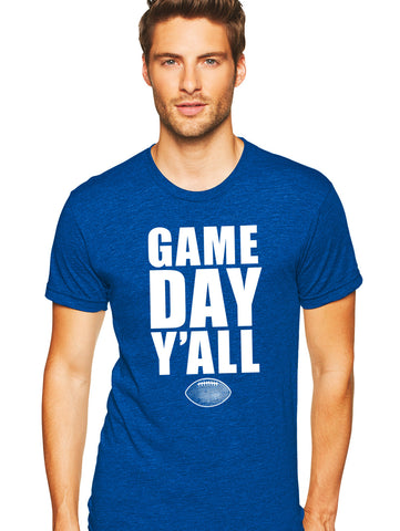 Kentucky Athletic Gameday Y'all Tee