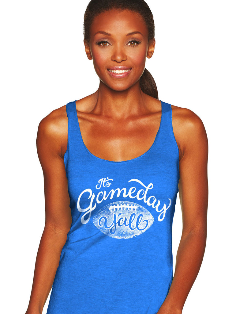 Kentucky Script Gameday Y'all Tank
