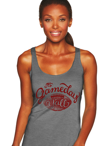 Mississippi Script Gameday Y'all Tank