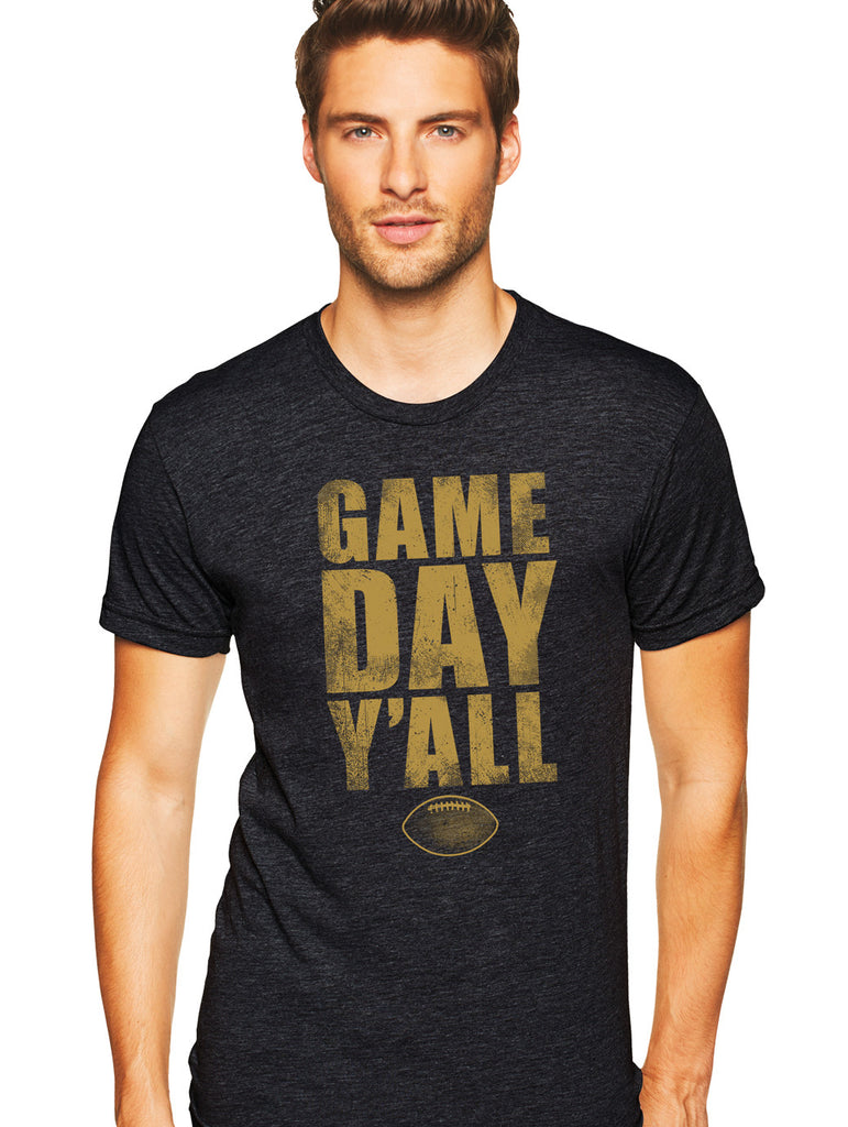 Tennessee Athletic Gameday Y'all Tee