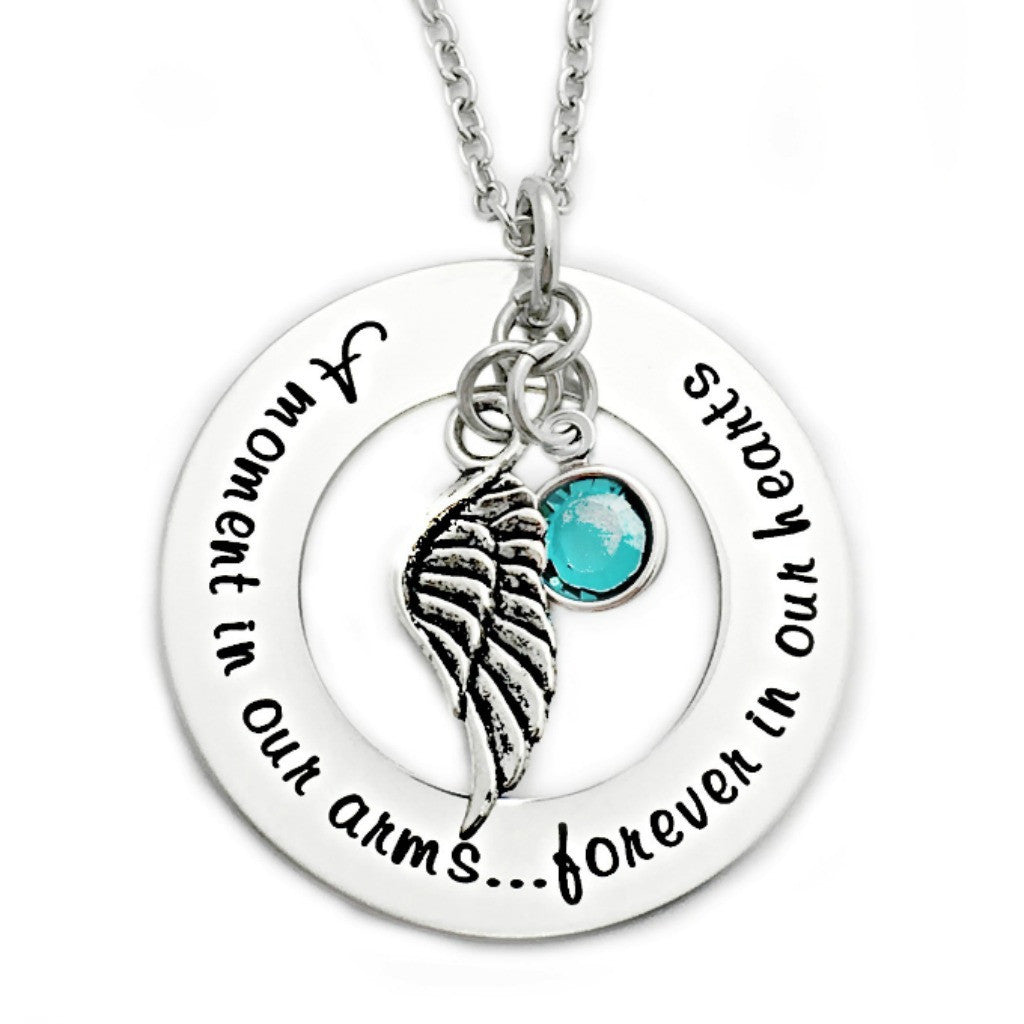 A MOMENT IN OUR ARMS NECKLACE