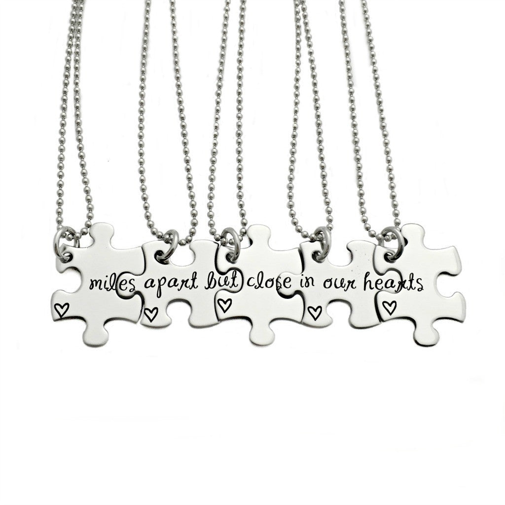 necklace miles our in piece close mae products hearts oaklee but apart puzzle