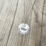 FOREVER IN MY HEART LAYERED NECKLACE