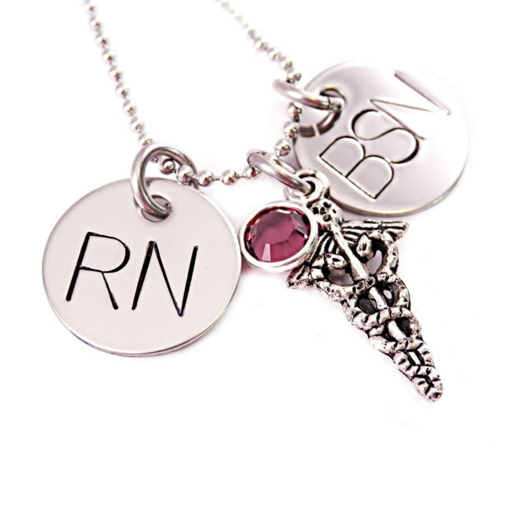 RN BSN NECKLACE