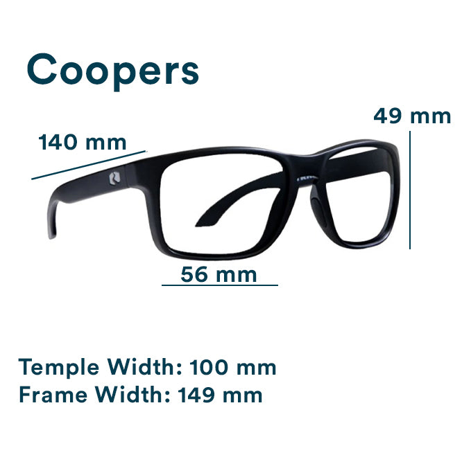 Coopers Fit Guide