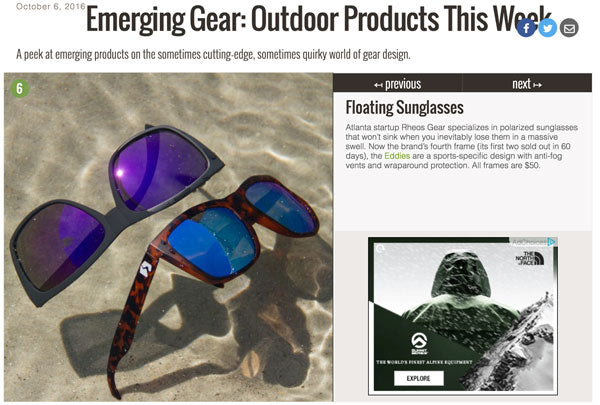 Floating Sunglasses Reviews