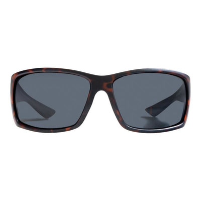 Eddies (Wrap-Around) - Nylon Optics-Tortoise | Gunmetal - Sunglasses