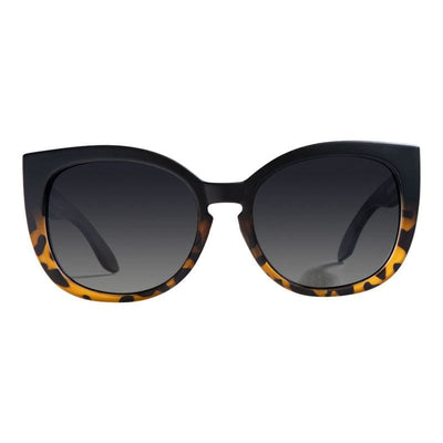 NEW - Washouts (Cat Eye) - Nylon Optics-Tortoise-Gunmetal | Gunmetal