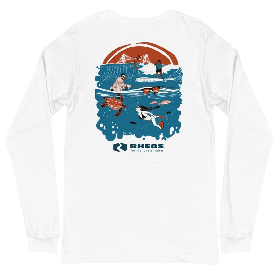 Rheos Long-Sleeve T-Shirt - Shirts