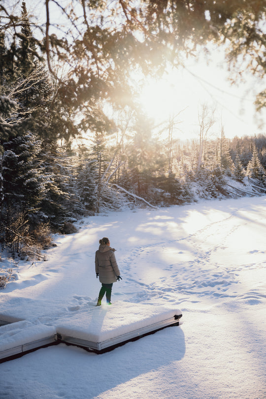 Janvier : plus de moments en plein-air! || January: more outdoors moments!