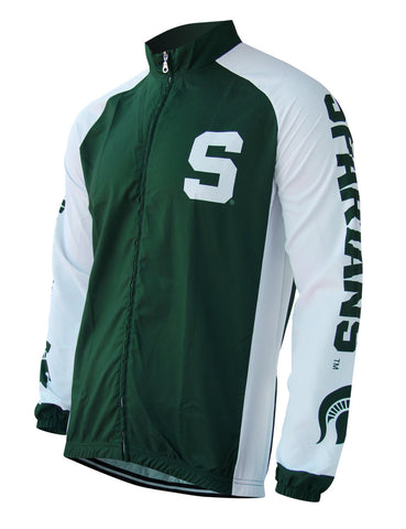 Michigan State Cycling Jacket