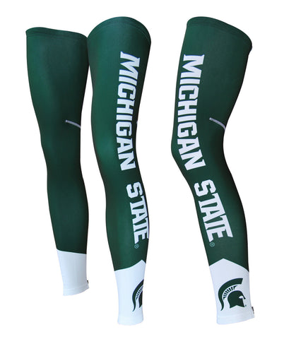 Michigan State Leg Warmers