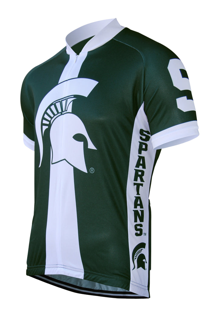 Michigan State Men s Cycling Jersey – Collegiate Cycling Gear e43f3ab79