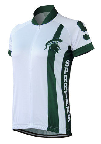 Michigan State Women's Cycling Jersey - Collegiate Cycling Gear