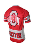 Ohio State Men's Cycling Jersey - Collegiate Cycling Gear