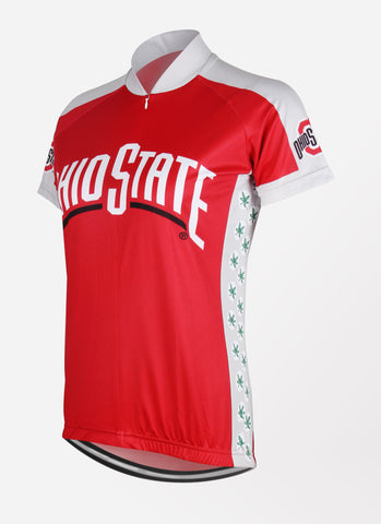 Ohio State Women's Cycling Jersey - Collegiate Cycling Gear