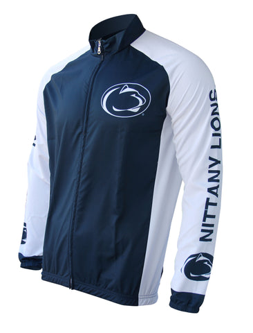 Penn State Cycling Jacket - Collegiate Cycling Gear
