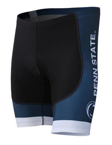 Penn State Men's Cycling Shorts - Collegiate Cycling Gear