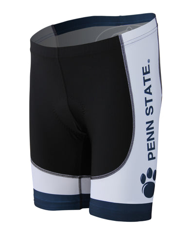 Penn State Women's Cycling Shorts - Collegiate Cycling Gear