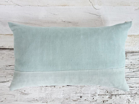 Custom Vintage Linen <br> Pillow Covers