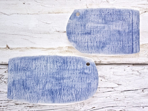 Pareis Ceramic Board Pair