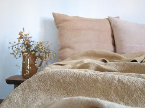 Made to Order  <br> Goldenrod Bed Cover