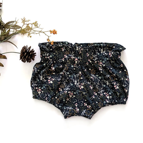 Ditsy Sparkler Knit Bloomers