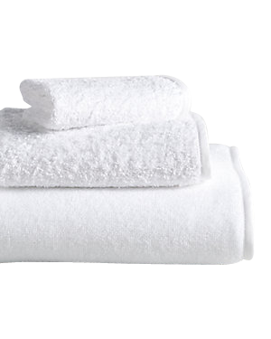 Wrap Me Up Bath Sheet - MONTAGUE & CAPULET-White / White / Plain - 17
