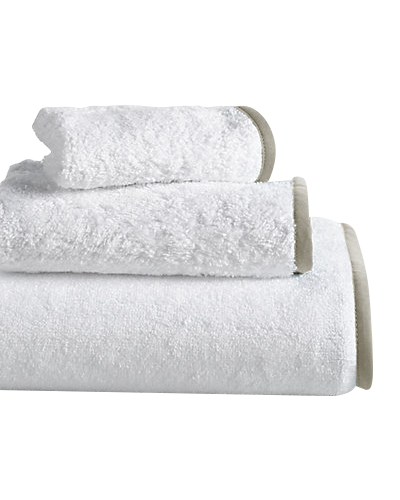Wrap Me Up Bath Sheet - MONTAGUE & CAPULET-White / Platinum / Plain - 18