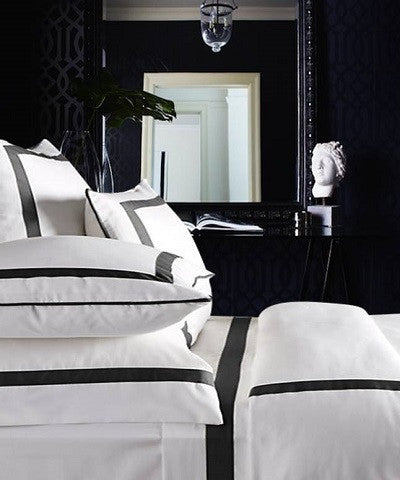 Live To Tell Collection Duvet - MONTAGUE & CAPULET-Twin / Onyx - 11