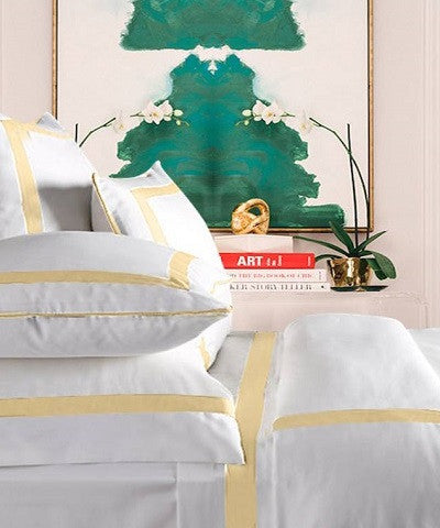 Live To Tell Collection Duvet - MONTAGUE & CAPULET-Twin / Butter - 3
